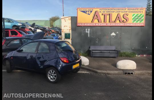 """Autosloperij """"Atlas"""" V.O.F."""