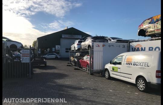 Autohandel & Autodemontagebedrijf Van Boxtel